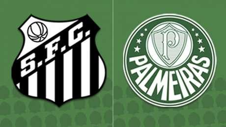 Torcedor que quiser guardar uma lembrança virtual pode comprar ingresso para Santos x Palmeiras (Arte Lance!)