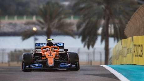Lando Norris vai seguir com a McLaren em 2021