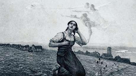 A jovem dizia que escutava vozes de São Miguel, Santa Catarina e Santa Margarida desde os 13 anos