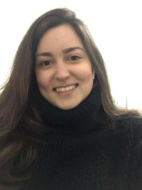 A estudante Gabrielle Cordeiro Trofa se juntou com colegas para discutir a inclusão dos cuidados paliativos na grade curricular do curso de Medicina da USP
