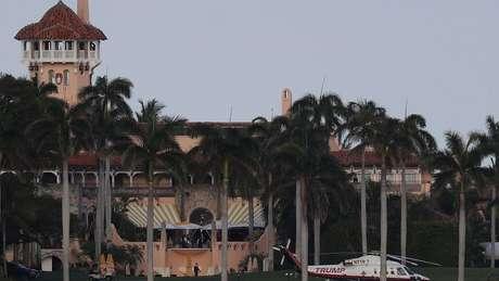 Donald Trump comprou Mar-a-Lago em 1985 por US$ 10 milhões.