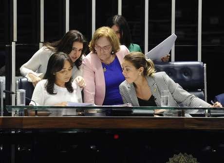 Parte da bancada feminina da Casa; para cientista político, interesses das siglas contam mais que questão de gênero ou outra pauta de identidade