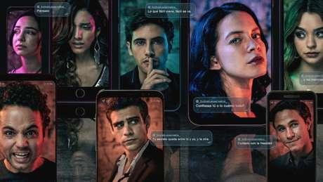 Control Z (Imagem: Divulgação / Netflix)