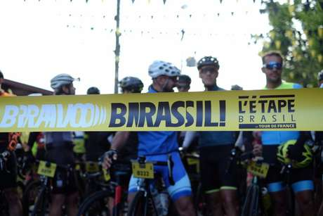 Prova chancelada pelo Tour de France (Foto: Agência Ophelia / FOTOP)