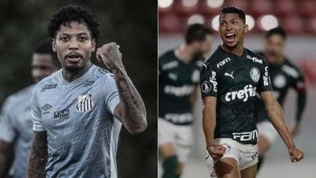 Na última vez em que se enfrentaram, o resultado foi 2 a 2, mas apenas Marinho marcou no dia (Foto: Divulgação)