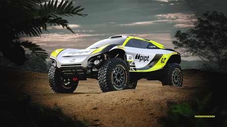 Nova equipe de Jenson Button na Extreme E terá carro com layout inspirado na Brawn do título de 2009 na F1