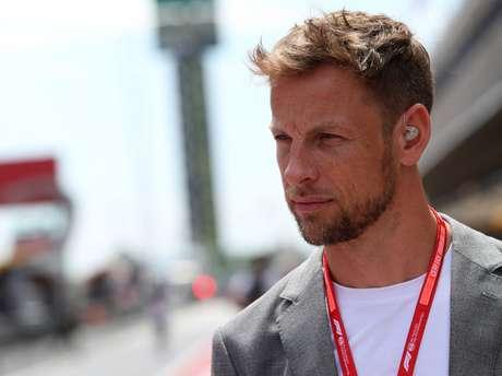 Jenson Button destacou o interesse pelo mundo do off-road