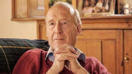 Julian Barbour é conhecido por suas ideias ousadas sobre o Universo