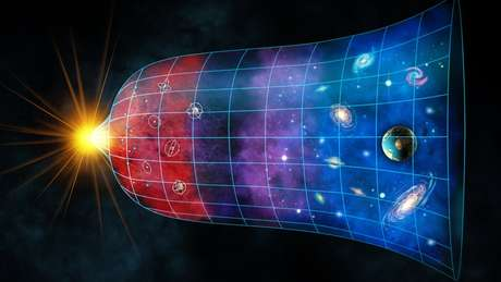 Barbour imagina um Universo cada vez mais variado e estruturado