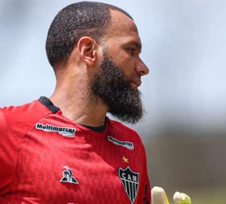 Everson, goleiro do Atlético-MG