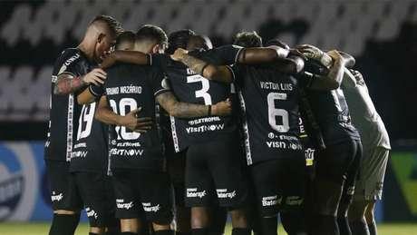 Botafogo vive uma situação dramática no Brasileirão (Foto: Vítor Silva/Botafogo)