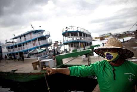 Cepa brasileira do Sars-CoV-2 teria surgido em Manaus, que vive caos no sistema de saúde