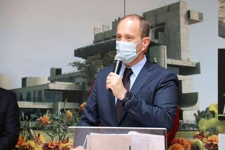 Rodrigo Manga (Republicanos), prefeito de Sorocaba, foi notificado pelo MP para seguir as regras da fase vermelha do Plano São Paulo