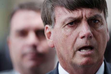 Após reunião com PSL, Bolsonaro admite interferir em eleição na Câmara