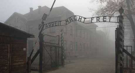 Mais de um milhão de pessoas foram assassinadas em Auschwitz