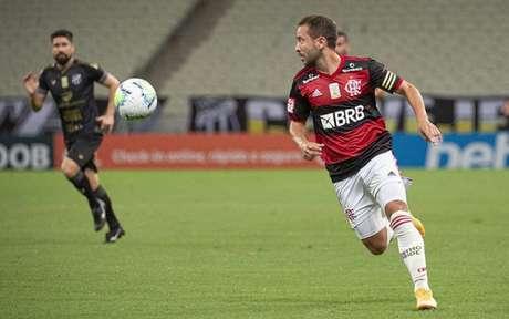 Everton Ribeiro pode estar de saída do Flamengo (Foto: Alexandre Vidal/Flamengo)