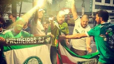 (Foto: Consulado do Palmeiras/Foto de Arquivo)
