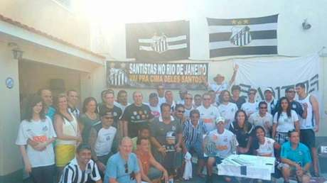 (Foto: Embaixada do Santos/Foto de arquivo)