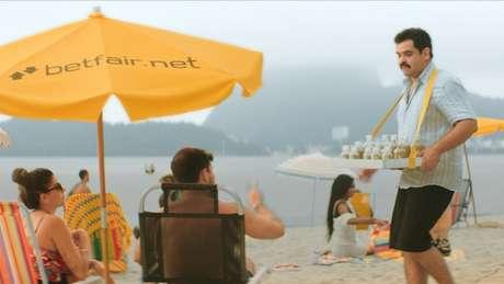 Betfair.net lançou comercial para marcar a decisão da Libertadores no Rio (Foto: Divulgação/Betfair.net)