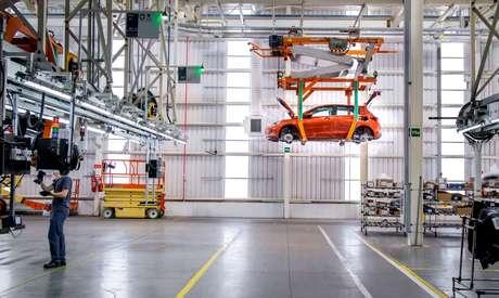 Desde 2019 a fábrica de Gravataí (RS) produz a segunda geração do Onix, em versões hatch e sedan (Plus).