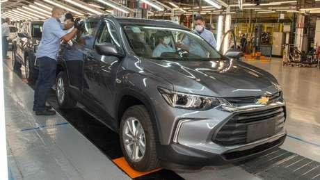 Nova geração do Tracker é produzida desde 2020 na fábrica de São Caetano do Sul (SP).