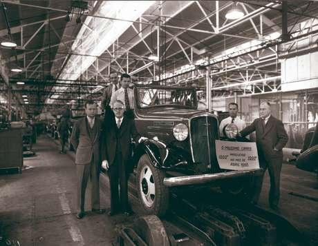 Em 1936, a Chevrolet montou o seu milésimo carro na fábrica de São Caetano do Sul. Antes disso, a marca já montava outros modelos no bairro do Ipiranga, em São Paulo (SP).