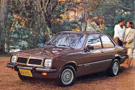 Lançado cinco anos depois do Opala, o Chevette foi produzido até 1993 e ultrapassou a marca de mais de 1,6 milhão de unidades