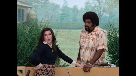 Ah, a harmonia racial dos velhos seriados... Zip-a-dee-doo-dah, zip-a-dee-ay My, oh, my, what a wonderful day
