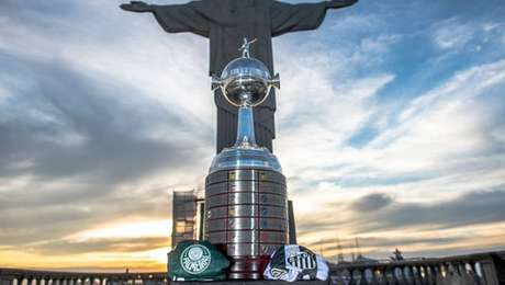 Santos e Palmeiras vão se enfrentar no Maracanã pela final da Copa Libertadores