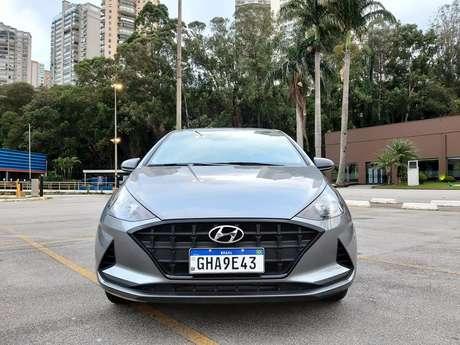 O design frontal do novo HB20 é seu ponto mais polêmico: críticos dizem que parece um peixe.