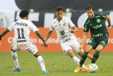 Santos e Palmeiras decidem a Libertadores neste sábado, no Maracanã (Foto: Cesar Greco/Palmeiras)