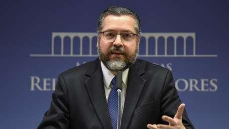 Ernesto Araújo faz parte do setor mais ideológico do governo