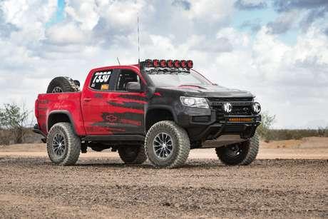 Chevrolet Colorado.