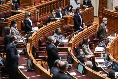 Votação de projeto sobre eutanásia no Parlamento de Portugal
