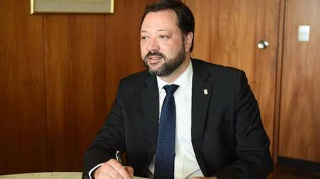 Alexandre Lopes, presidente do Inep