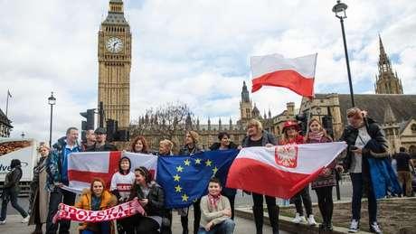 'Temos visto alguns problemas em setores que tradicionalmente contam com muitos trabalhadores da União Europeia'