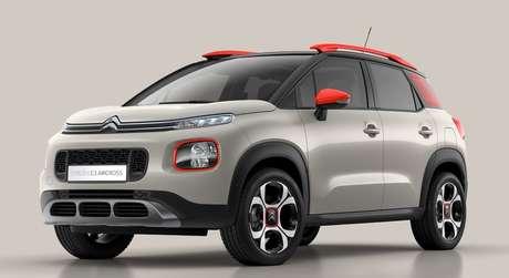 Este é o novo Citroën C3 Aircross oferecido no mercado europeu.
