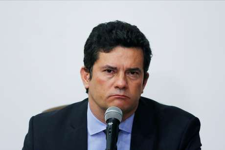 Ex-ministro Sergio Moro 24/04/2020 REUTERS/Ueslei Marcelino