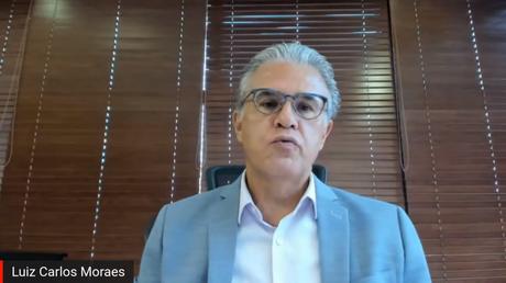 """Luiz Carlos Moraes: """"O Chile tem 20 milhões de habitantes e o Brasil tem 20 milhões de desempregados e desalentados""""."""