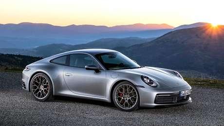 Porsche 911: não consegue competir a nível mundial, mas é o campeão no Brasil.