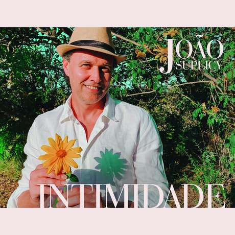 """Capa do single """"Intimidade"""", de João Suplicy"""