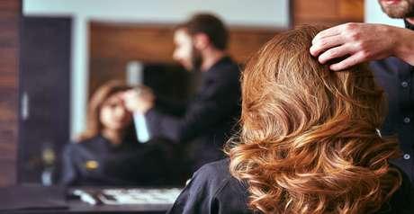 Women's,Haircut.,Hairdresser,,Beauty,Salon