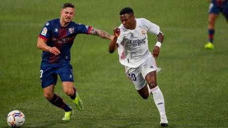 Real Madrid tenta se reerguer diante do Getafe (Divulgação/Twitter Real Madrid)