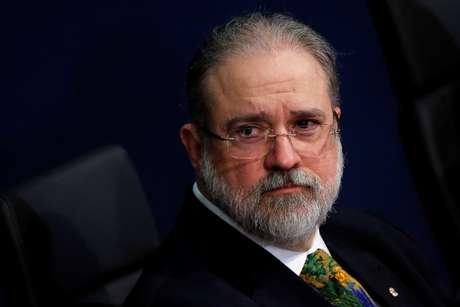 Procurador-geral da República, Augusto Aras, em Brasília 02/10/2020 REUTERS/Adriano Machado