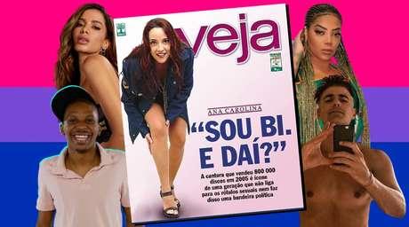 A capa histórica com Ana Carolina ajudou a consolidar a tolerância desfrutada hoje por artistas bissexuais como Anitta, Lucas do 'BBB21', Ludmilla e Gianecchini