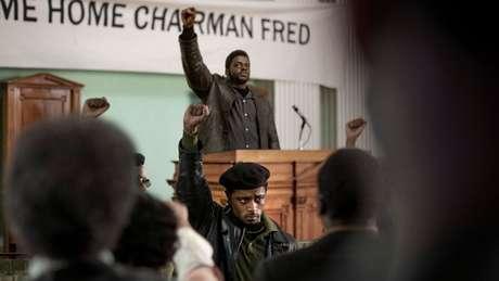 LaKeith Stanfield e Daniel Kaluuya em Judas e o Messias Negro