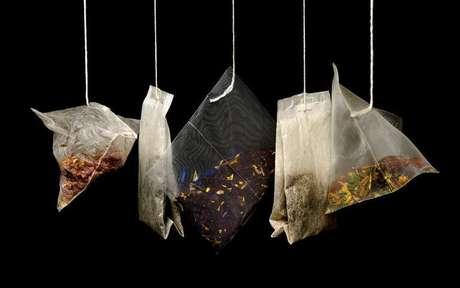 Veja as utilidades do sachê de chá -