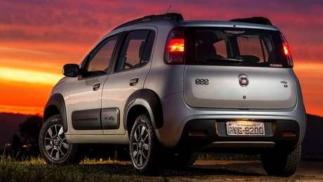 Fiat Uno Way: sempre foi um sucesso, mas seria ainda mais uma versão Uno Trekking.