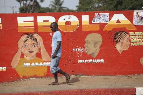 Ebola continua a atingir países africanos