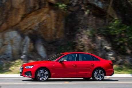 Audi A4 Sedan tem dois motores 2.0 com 190 cv e 249 cv, igual ao A5 Sportback.
